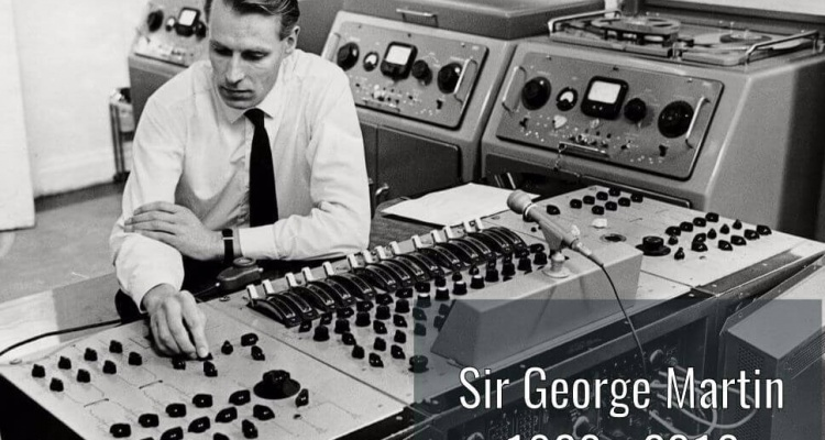Remembering George Martin