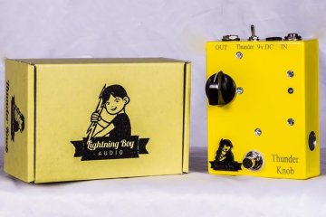 Lightning Boy Audio Thunder Knob